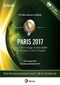 79th EAGE Conference & Exhibition - Paris 2017