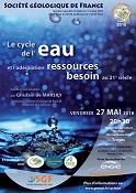 Le cycle de l'eau et l'adéquation besoin-ressources au 21ème siècle