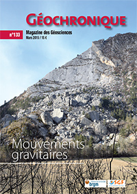 Geochronique 133