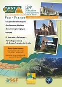 24è Réunion des Sciences de la Terre / Pau