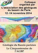 Colloque Géologue du Bassin Parisien