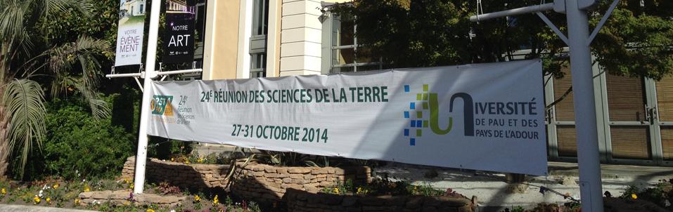 10 thèmes, 1 Forum Enseignement, 1 Forum des Métiers,1231 communications, 8 excursions géologiques, 70 partenaires,...