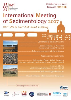 International Meeting of Sedimentology 2017