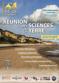 25e Réunion des Sciences de la Terre