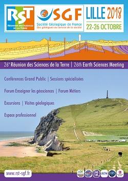 26e Réunion des Sciences de la Terre - Lille