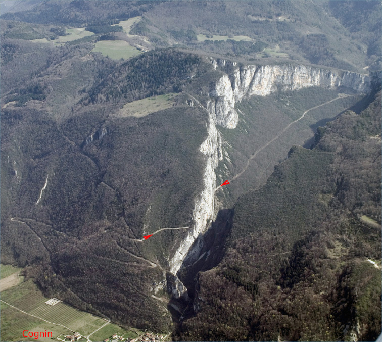 Anticlinal du Nan Excursion
