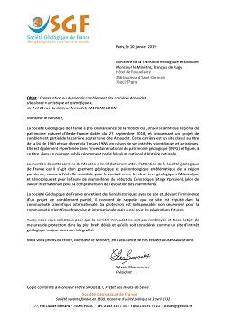 lettre meudon SGF