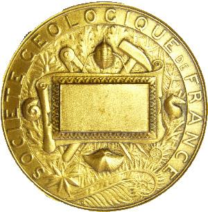 medaille SGF