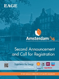 76th EAGE Conference & Exhibition 2014 / Amsterdam