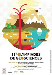 11e Olympiades nationales de géosciences