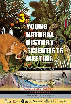 3rd Young Natural History Scientists Meeting